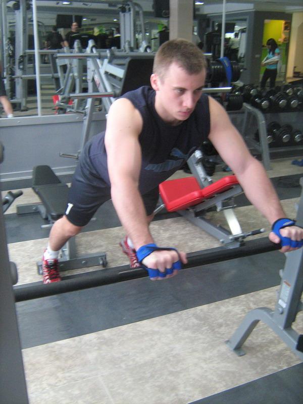 aktivacija tricepsasve tri glave Dobar trening: Definicija mišića ruku