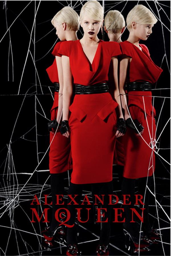 alexander mcqueen ad campaign Alexander McQueen