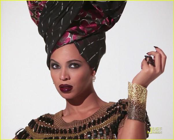 beyonce lofficiel 11 Beyoncé za L'Officiel