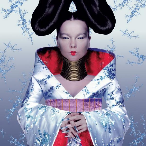 bjork   homogenic album cover Alexander McQueen