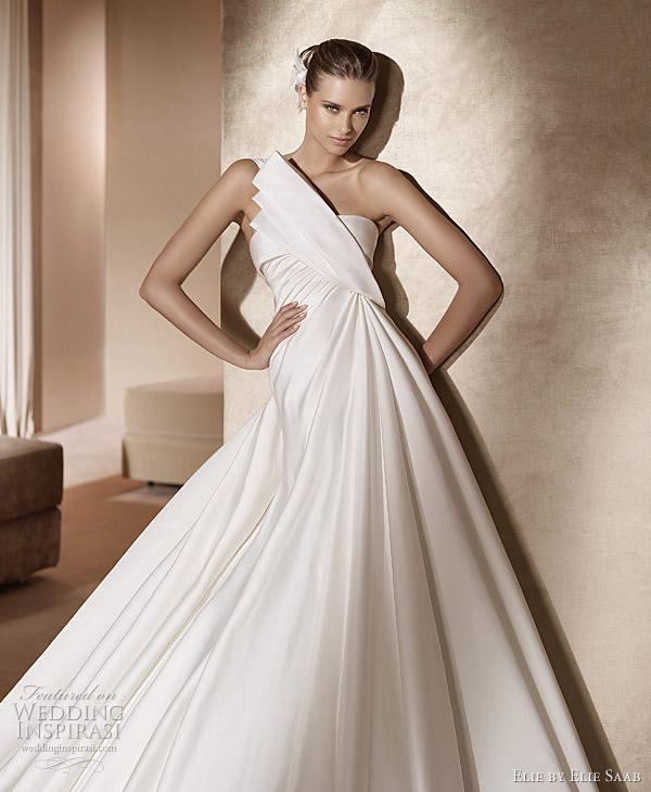 elie saab bridal gown 2011 temis Elie by Elie Saab 2011