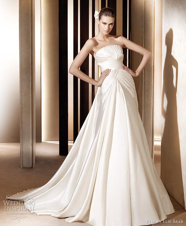 elie saab wedding dresses 2011 Elie by Elie Saab 2011