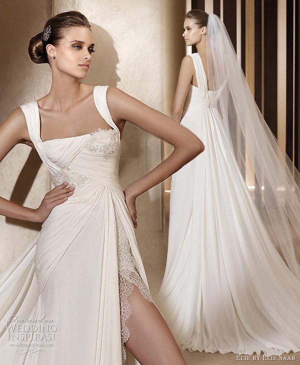 elie saab wedding gowns 2011 Elie by Elie Saab 2011