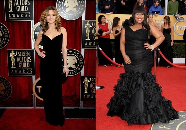 hailee steainfeld sag 2011 a p1 SAG Awards 2011