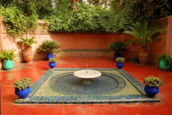 jardin majorelle marrakech Marakeš po ukusu Carrie Bradshaw