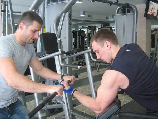 koncentricna kontrakcijasokiranje misicnih vlakana Dobar trening: Definicija mišića ruku