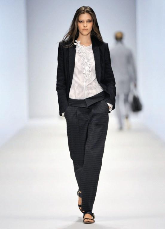 07 BOSS Black W SS11 Hugo Boss Womenswear za proleće/leto 2011.