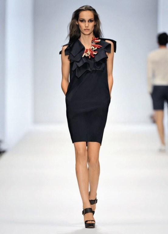 10 BOSS Black W SS11 Hugo Boss Womenswear za proleće/leto 2011.