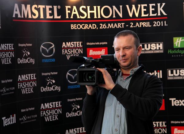 110 Amstel Belgrade Fashion Week: press koktel