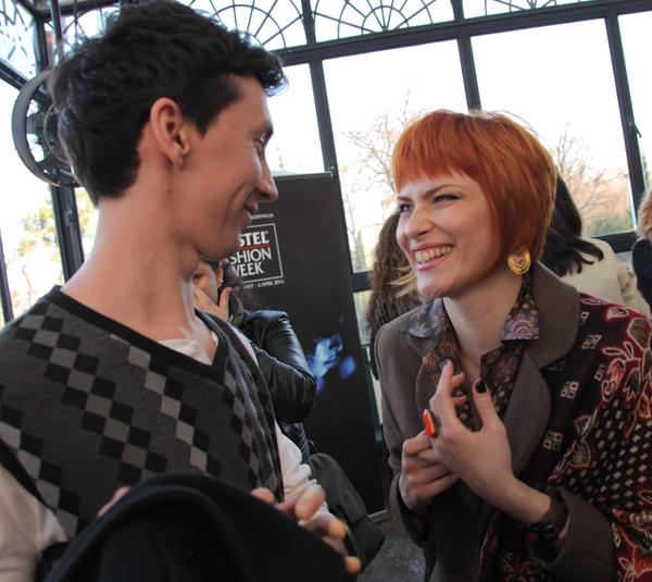 152 Amstel Belgrade Fashion Week: press koktel