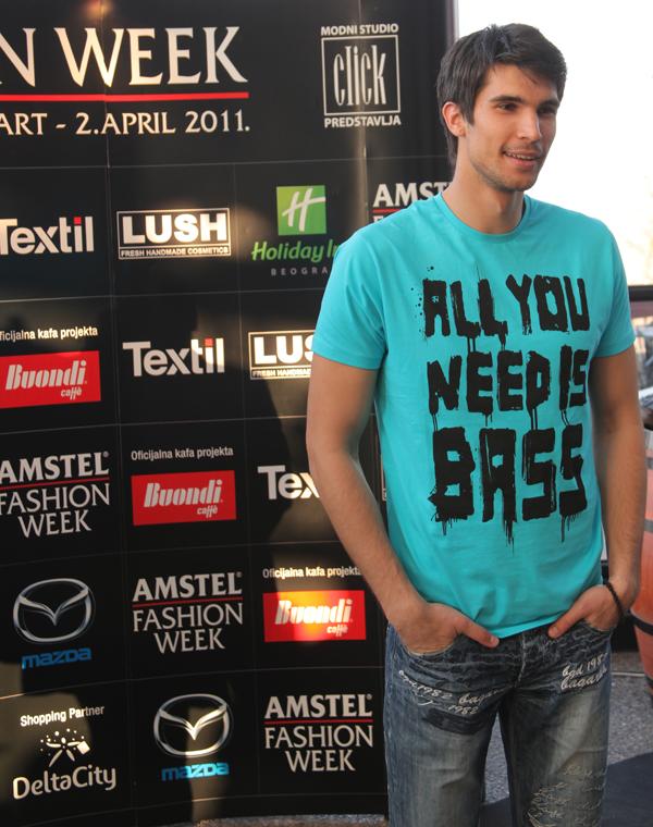 171 Amstel Belgrade Fashion Week: press koktel