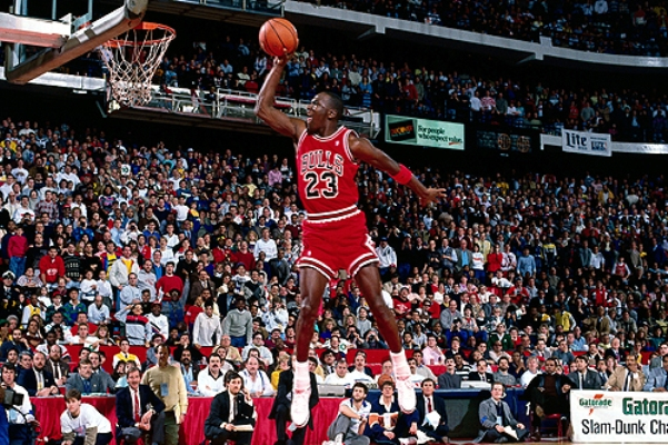 1988 Michael Jordan 316657 Michael Jordan i tajna njegovog uspeha