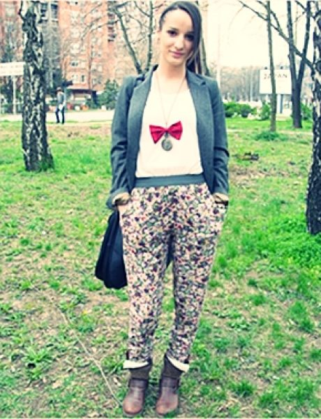 Belgrade Style Catcher: mart i sunce