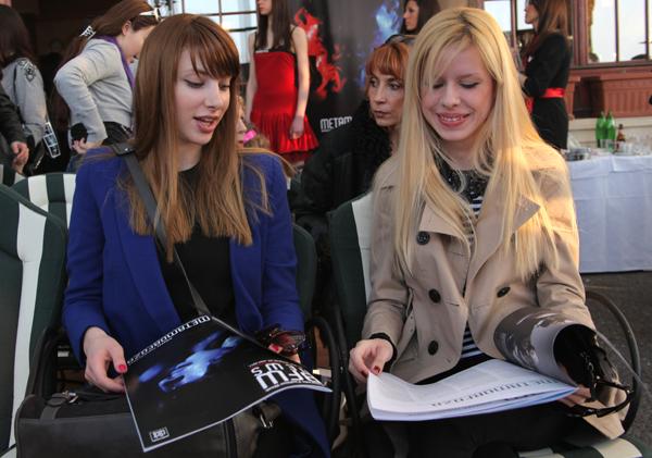 211 Amstel Belgrade Fashion Week: press koktel