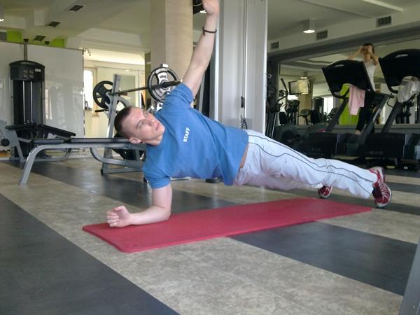 24032011263 Health & fitness: vežbe za leđa