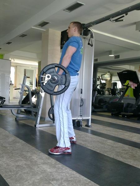 24032011266 Health & fitness: vežbe za leđa