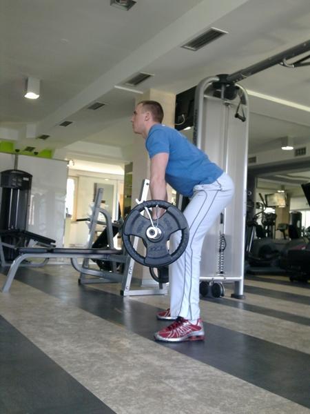 24032011267 Health & fitness: vežbe za leđa