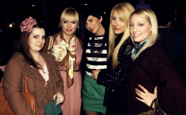 4na Fashion at night: Otvaranje 29. Amstel Belgrade Fashion Week a