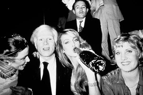 Andy Warhol na proslavi svog rodendana Studio 54 – istorijski fenomen