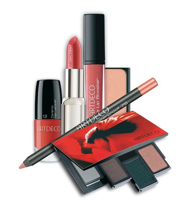 ArtDeco Coral Kisses Collection for Spring 2011 products Obojite svoje usne novim trendy nijansama