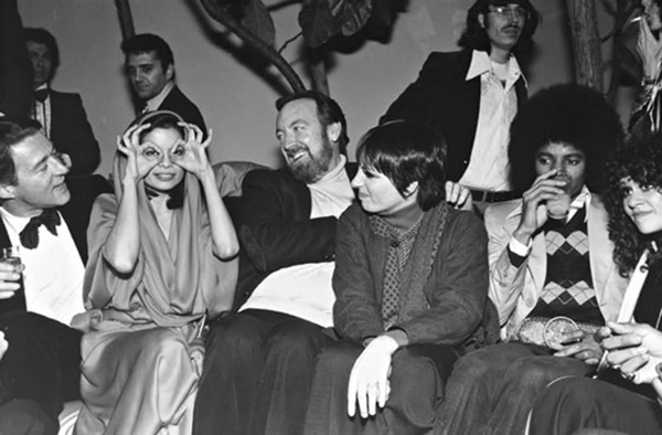 Bianca Jagger Liza Minnelli i Michael Jackson2 Studio 54 – istorijski fenomen