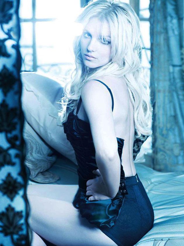 BritneySpears DolceGabbana02 Dolce & Gabbana za Britney Spears Femme Fatale