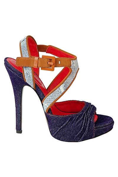 CesarePaciottiSS11 Cesare Paciotti kolekcija cipela za proleće/leto 2011.