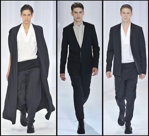 Dior Homme SS1 2 Dior Homme kolekcija za proleće/leto 2011.