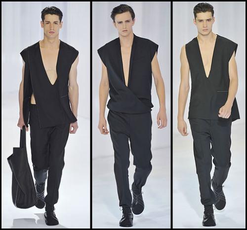 Dior Homme SS11 1 Dior Homme kolekcija za proleće/leto 2011.