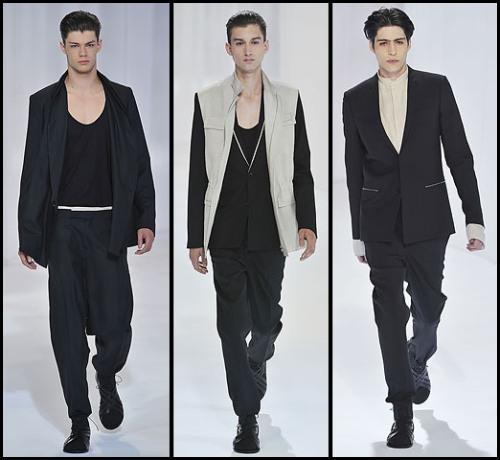 Dior Homme SS11 10 Dior Homme kolekcija za proleće/leto 2011.