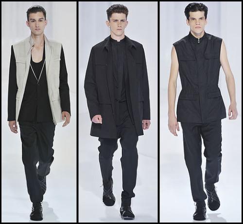 Dior Homme SS11 8 Dior Homme kolekcija za proleće/leto 2011.