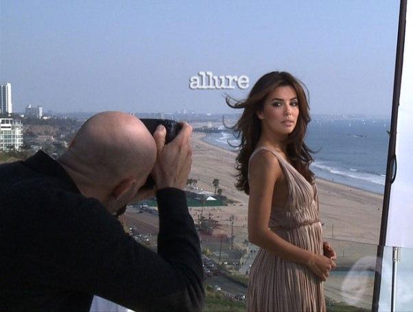 Eva Longoria Allure April 05 Eva Longoria u aprilskom izdanju magazina Allure