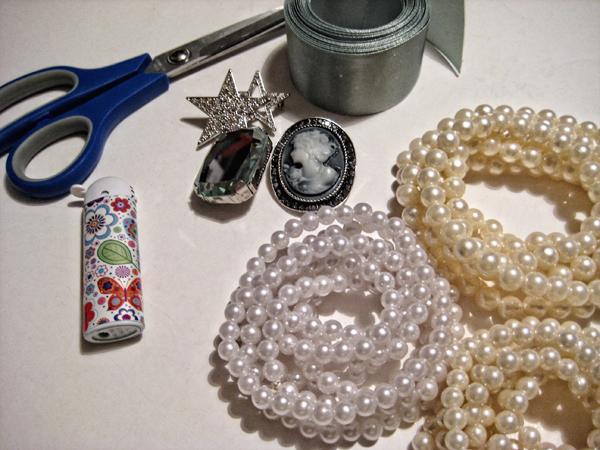 IMG 5368 copy Uradi sam: velika ogrlica od bisera