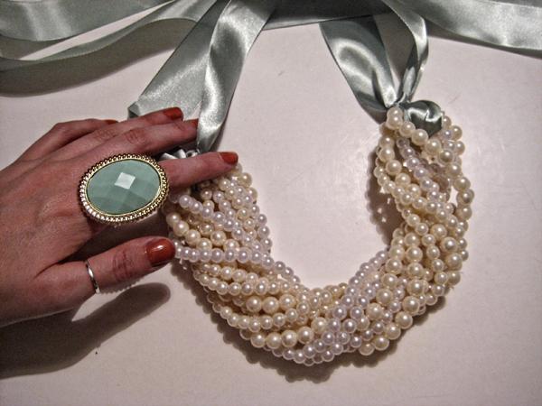 IMG 5382 copy Uradi sam: velika ogrlica od bisera