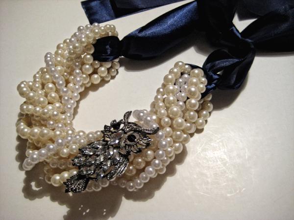 IMG 5397 copy Uradi sam: velika ogrlica od bisera