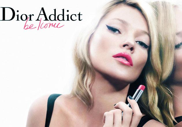 KateMossDiorAddictSpring2011Campaign Obojite svoje usne novim trendy nijansama