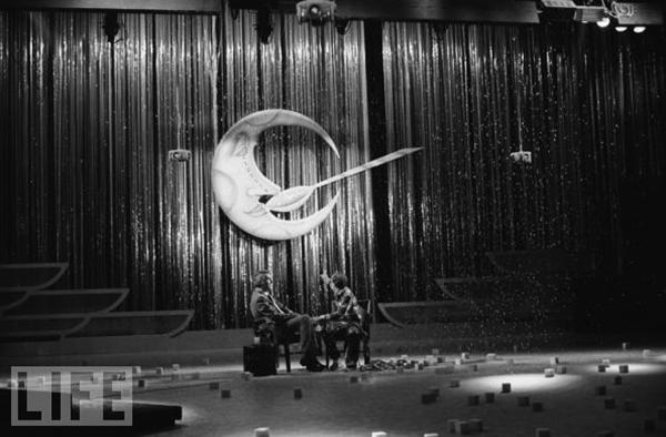 Moon on cocaine Studio 54 logo Studio 54 – istorijski fenomen