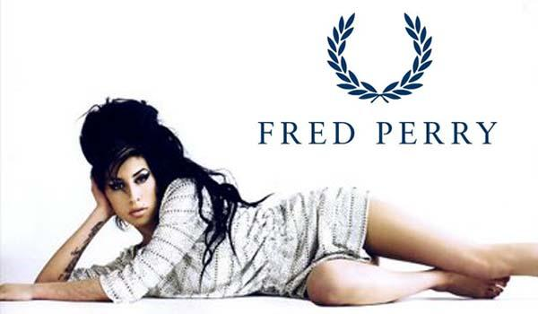 amy winehouse fred perry Amy Winehouse