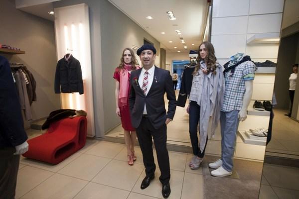 asok murty i modeli Hugo Boss Womenswear za proleće/leto 2011.