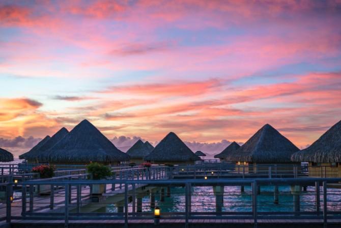 bora bora 1 Bora Bora: raj je ipak na Zemlji