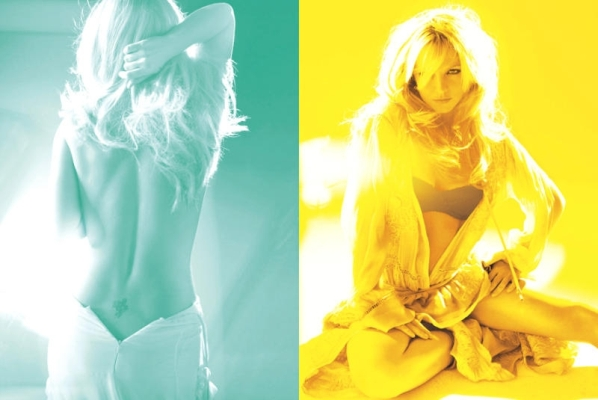 britney spears6 Britney Spears za V magazine
