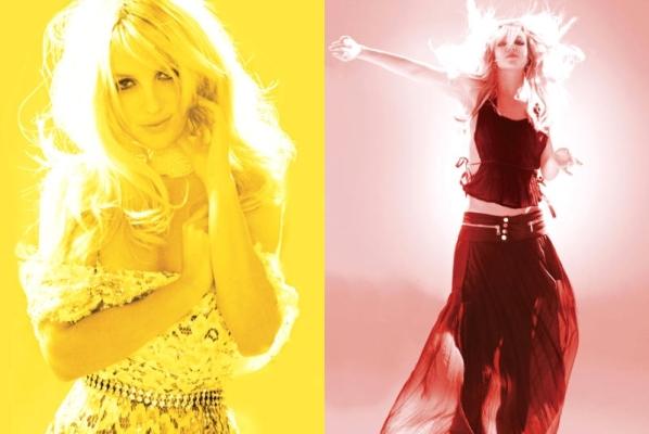 britney spears7 Britney Spears za V magazine