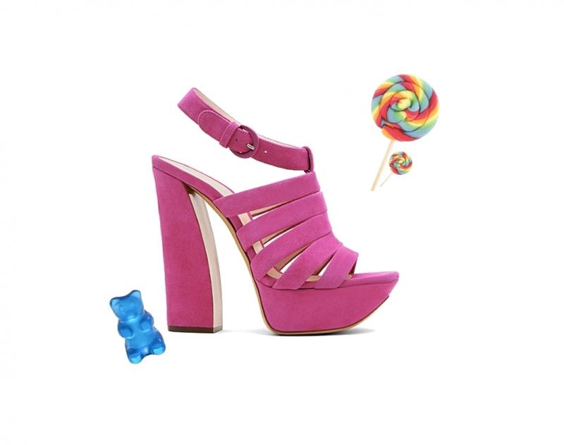 casadei shoes set 2 Casadei Candy Shoes kolekcija za proleće/leto 2011.