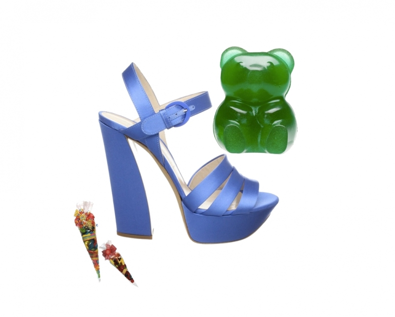 casadei shoes set 3 Casadei Candy Shoes kolekcija za proleće/leto 2011.