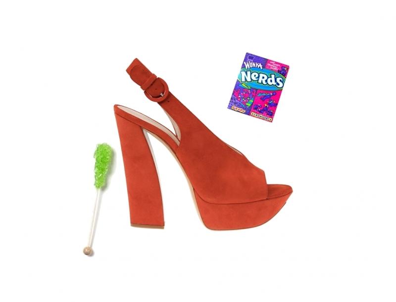 casadei shoes set 4 Casadei Candy Shoes kolekcija za proleće/leto 2011.