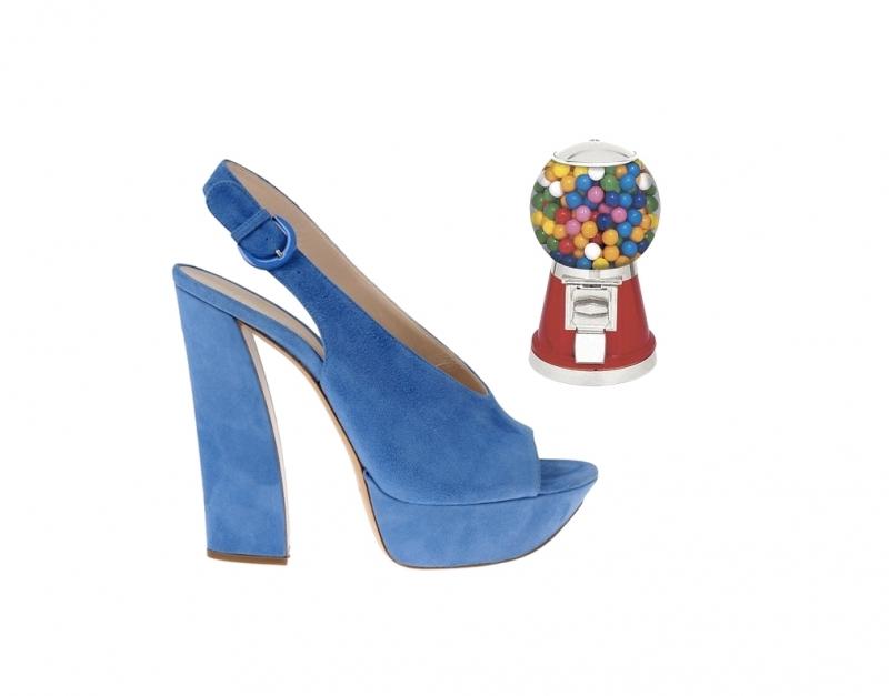 casadei shoes set 5 Casadei Candy Shoes kolekcija za proleće/leto 2011.