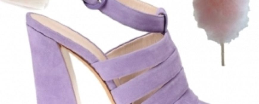 Casadei Candy Shoes kolekcija za proleće/leto 2011.