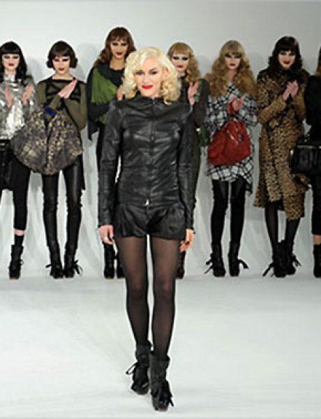 Gwen Stefani kao dizajnerka: Harajuku Lovers vs L.A.M.B.