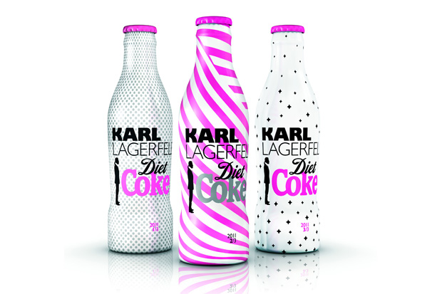 diet coke by karl lagerfeld collection 1 Karl Lagerfeld kreira flašicu Diet Coke