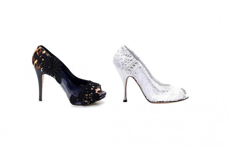 dolce and gabbana spring cipele 2 Dolce & Gabbana Shoes proleće/leto 2011.